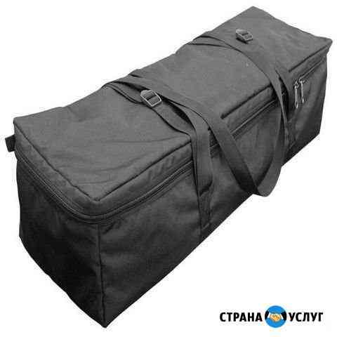 Пошив сумок,чехлов для оборудования Невинномысск