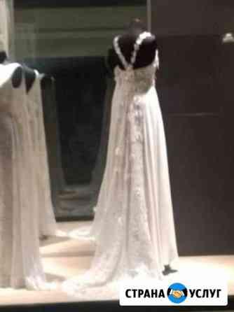 Профессиональная подгонка свадебного платья Санкт-Петербург
