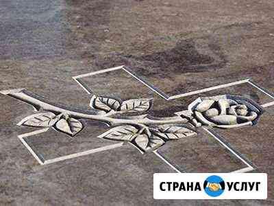 Изготовление памятников в камне, гравировка портре Севастополь
