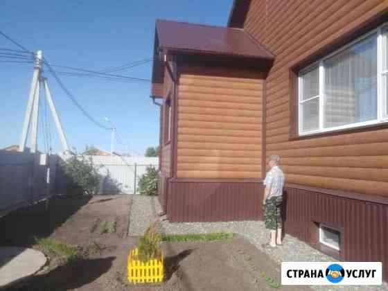 Кровельные и фасадные работы водосток Сорочинск