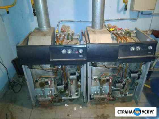 Ремонт газовых котлов и колонок Уфа