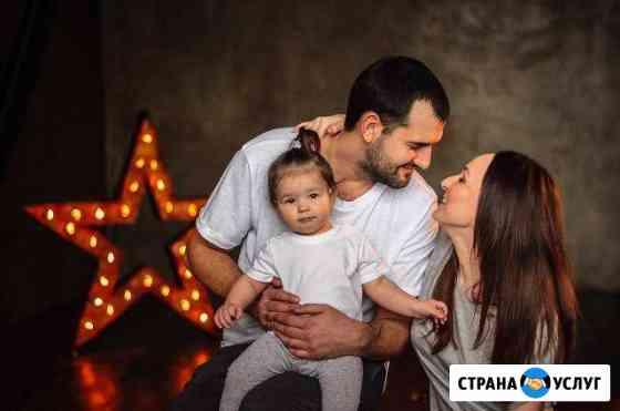Детский и семейный Фотограф Самара
