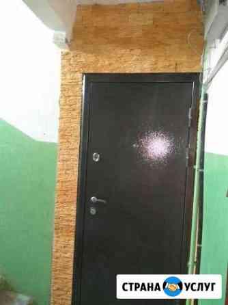 Установка металлических дверей Старый Оскол