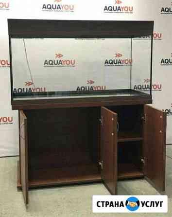 Производство аквариумов, сотрудничество с зоомагаз Ижевск