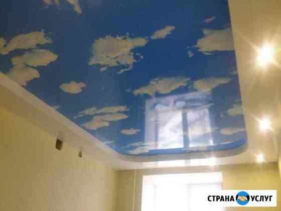 Натяжной потолок без посредников Пермь