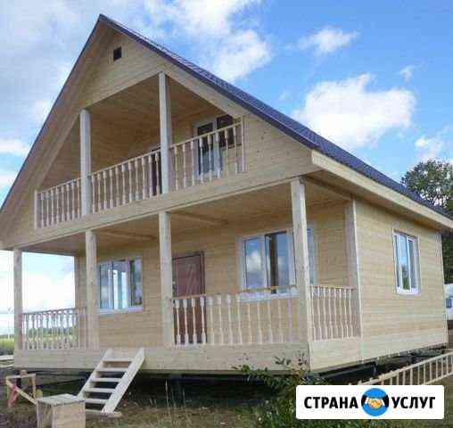 Каркасные дома Смоленск