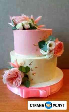 Домашние торты на заказ, десерты, свадебные торты Арзамас