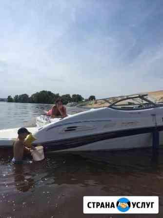 Прокат катера Казань