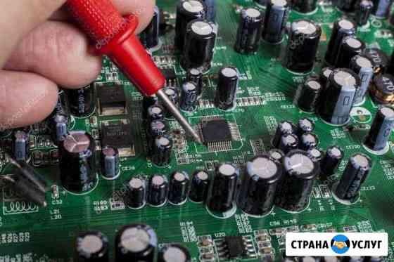 Ремонт ЖК Телевизоров и электроники Челябинск