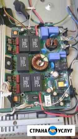 Ремонт электро-индукционных варочных поверхностей Волгоград