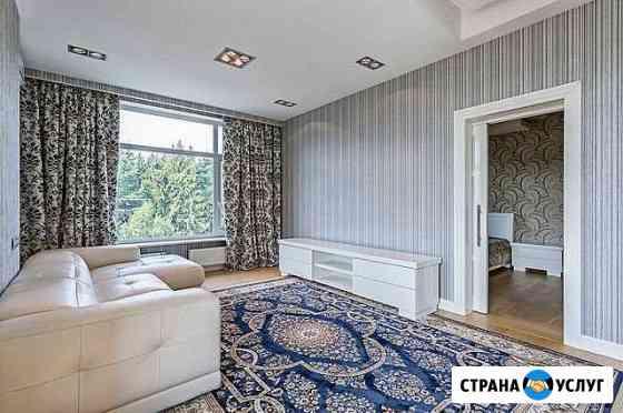 Качественный ремонт квартир от квартирного вопроса Калининград