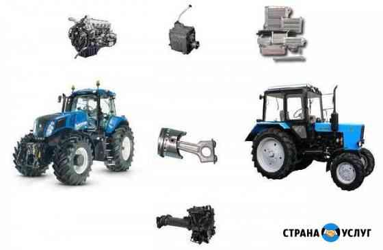 Ремонт С/Х техники и грузового транспорта Сасово