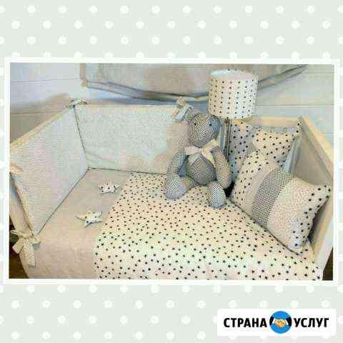 Бортики в кроватку Георгиевск