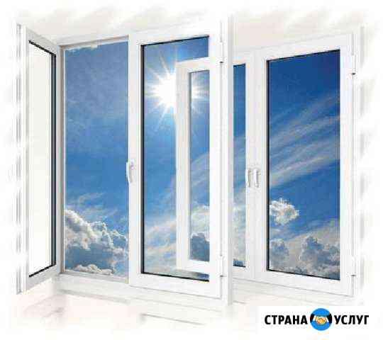 Изготовление и Установка пластиковых окон, балконо Саратов