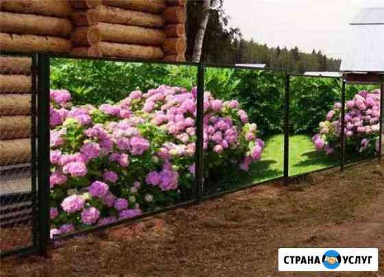 Забор лестницы кровля кладка фундамент электрика Кострома
