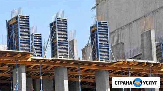 Опалубка колонн Краснодар