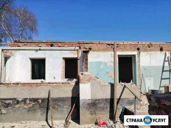 Строительство - Разнорабочий Шебекино