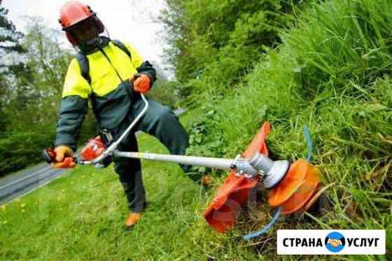 Скошу траву на вашем участке Белорецк