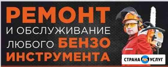 Ремонт триммеров, бензопил, любого бензоинструмент Петрозаводск