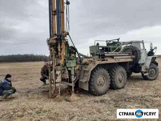 Инженерно-геологические изыскания геология Смоленск