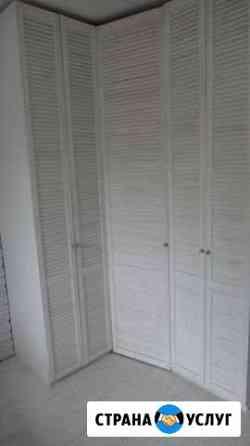 Изготовим мебель из дерева, жалюзийные двери Петрозаводск