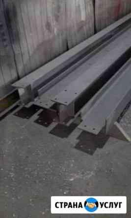 Металлоконструкции Полевской