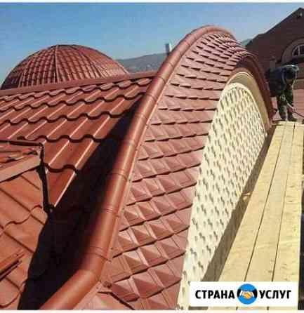 Жестяные работы на забор на крышу а также чещуя лю Грозный
