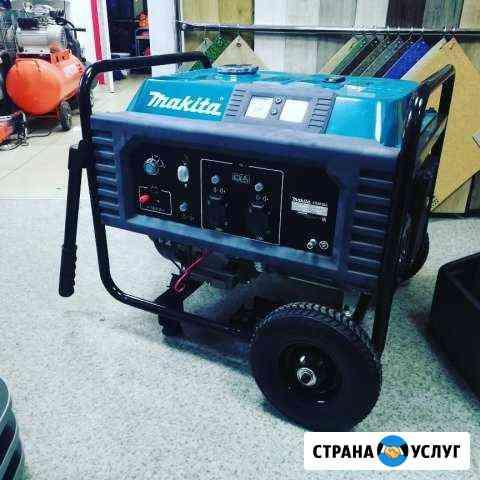 Прокат генератора 6Квт Комсомольск-на-Амуре