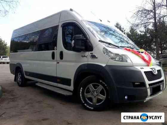 Аренда микроавтобуса от собственника Смоленск