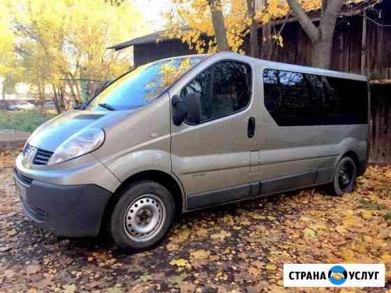 Трансфер, аренда микроавтобуса Вологда