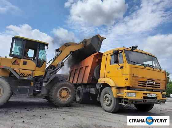 Щебень 5-20 гранит и кварцито-песчаник с доставкой от 0.5 до 30 тонн в Воронеже и области Воронеж