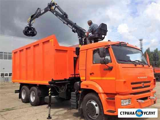 Вывоз мусора/аренда спецтехники Вологда