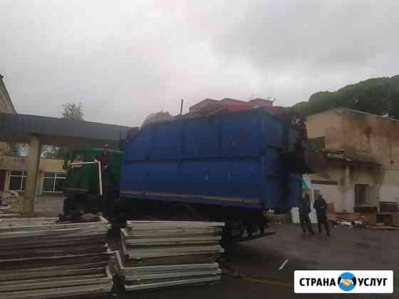Вынос и вывоз с погрузкой мусора Вологда
