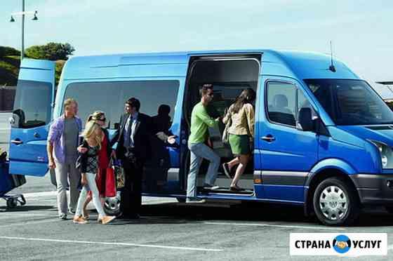 Пассажирские перевозки Вологда