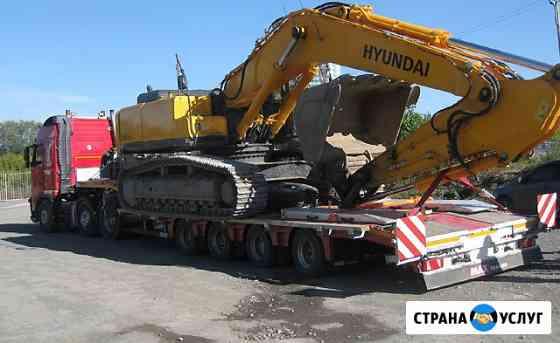 Услуги, аренда, заказ трала Воронеж