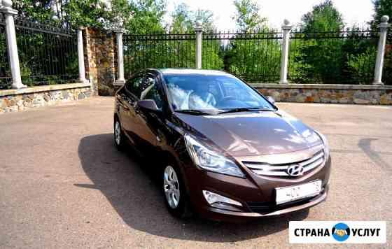 Аренда авто Hyundai Solaris - 2016 г. в в Чите Чита