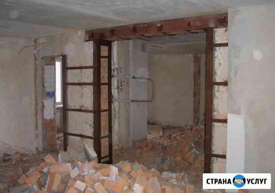 Демонтажные работы, снос, слом, разборка и разбор построек Йошкар-Ола
