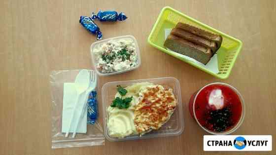 """Доставка обедов, ужинов, завтраков. Организация питания """"под ключ"""". (От 5-ти порций) Северодвинск"""