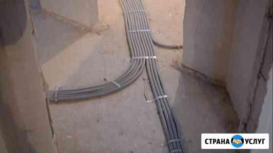Услуги электрика, электромонтажные работы Иваново