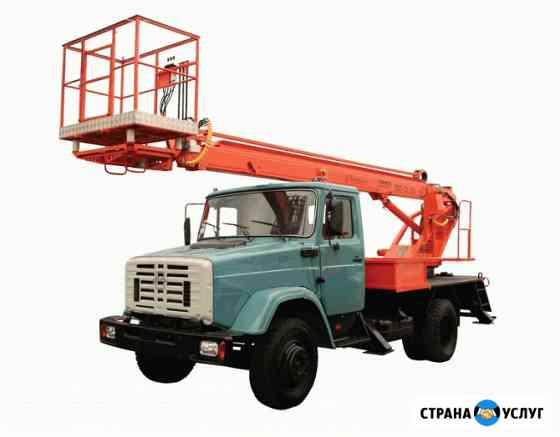 Аренда автовышки ЗИЛ 22 м Владимир