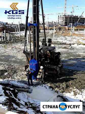 Штанговый дизельный молот DD-25 Владивосток