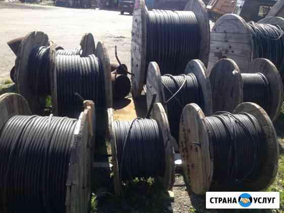 Куплю кабель прием скупка закупка кабеля Санкт-Петербург