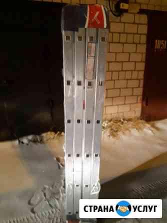 Лестница алюминиевая трансформер 4×6 Ижевск