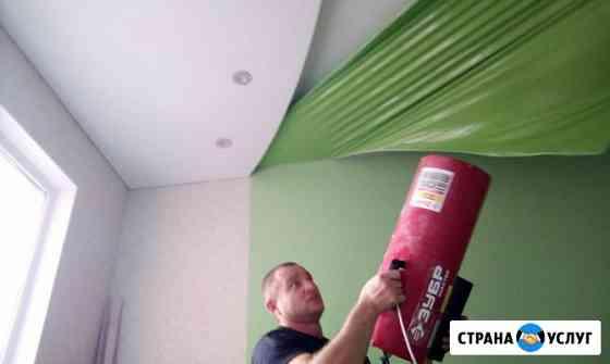 Натяжные потолки без запаха и посредников Михайловск
