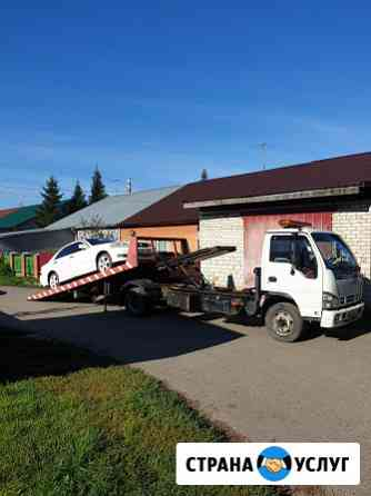 Эвакуатор, самогруз до 5 тонн Новоалтайск