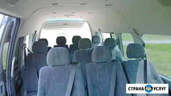 Такси микроавтобус 14 мест Белгород