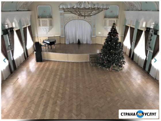 Концертный зал в старинном особняке в центре Москвы 400 кв (почас.аренда) Москва
