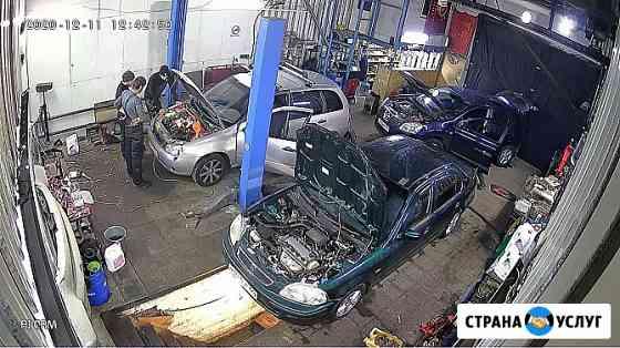 Автосервис самообслуживания - сто - Гараж на час Красноярск