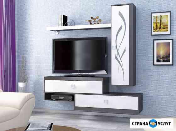 Мебель на заказ Красноярск