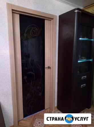 Установка межкомнатных дверей Волжск